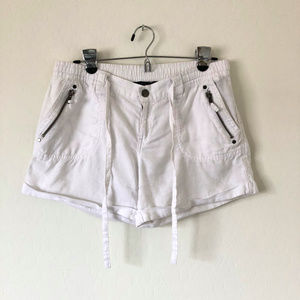 Tommy Hilfiger White Shorts